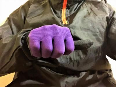 薄手のゴム手袋